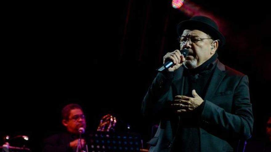 Ruben Blades, que el 21 y 22 de julio actuará en las islas