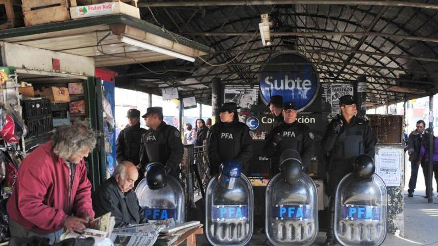 El Gobierno argentino refuerza la seguridad en Córdoba ante una posible huelga policial