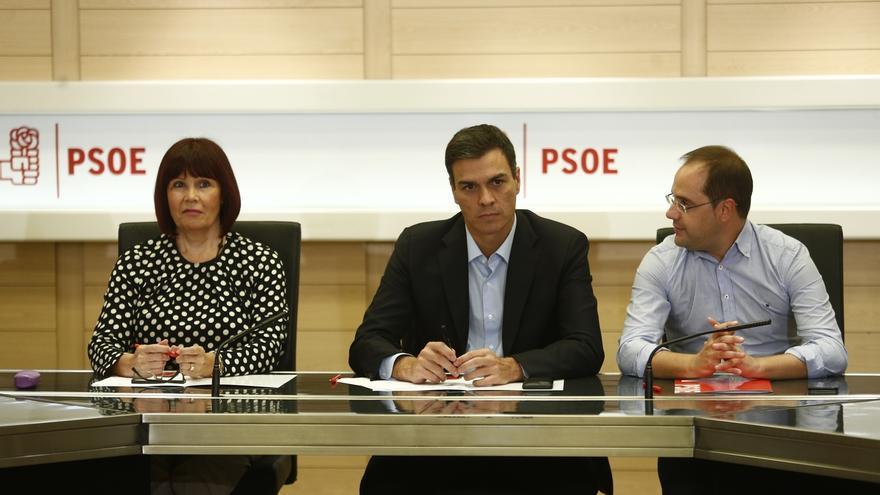 Andalucía y Castilla La Mancha encabezan la oposición a Sánchez defendido por PSC, PSE, Baleares y Navarra