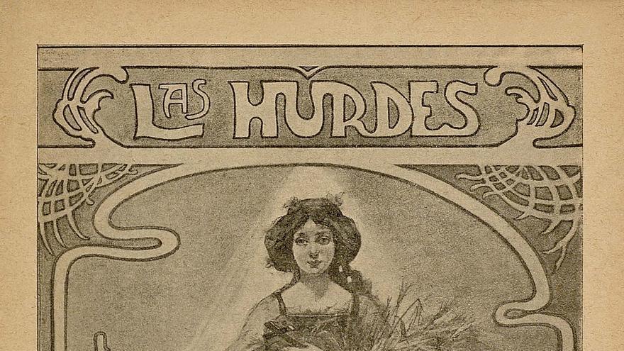 Exposición exposición 'Páginas de sangre. Las Hurdes. Revista mensual ilustrada' / Junta