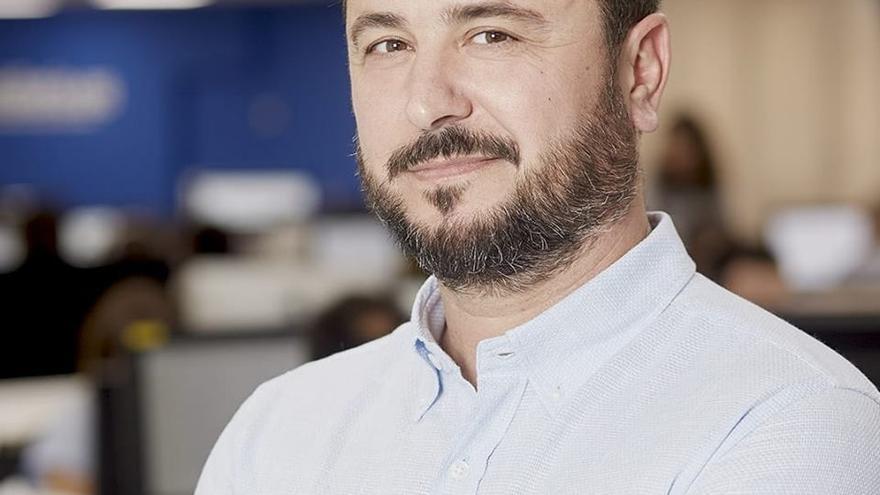 Juan Miguel Baquero, periodista y escritor de 'El país de la desmemoria'