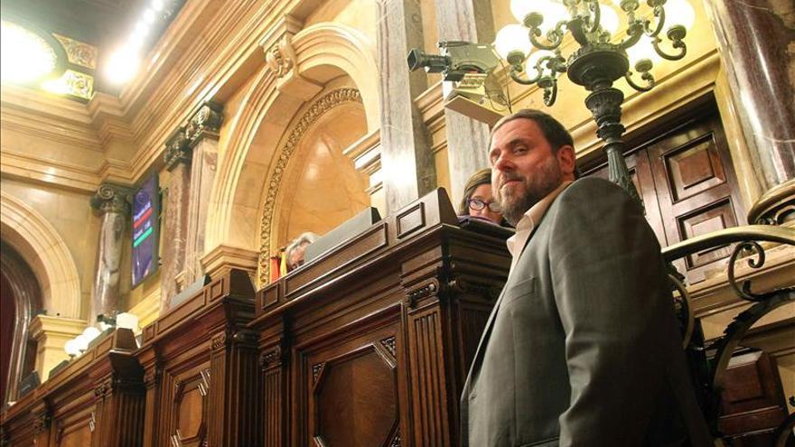 Junqueras cree que la relación con España será mejor cuando sea entre iguales