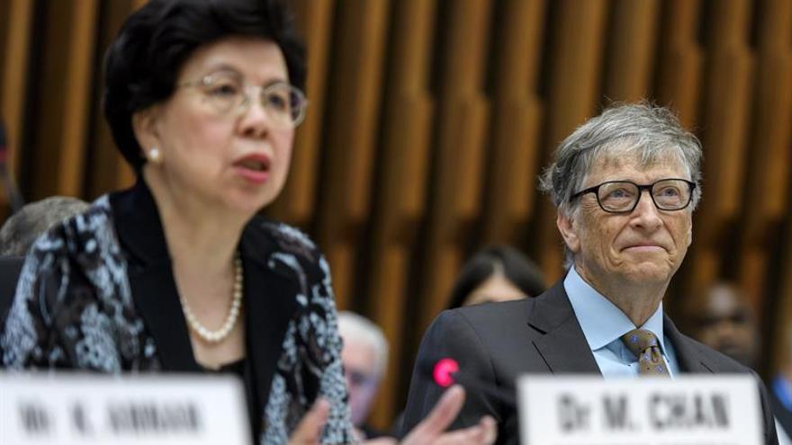 Gates pide más inversores para la lucha contra las enfermedades desatendidas