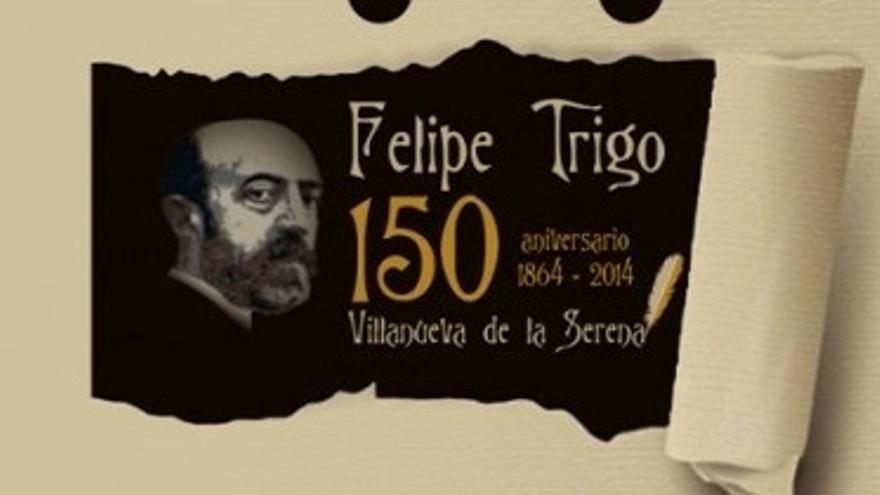 Villanueva de la Serena recuerda el 150 aniversario del nacimiento de Felipe Trigo