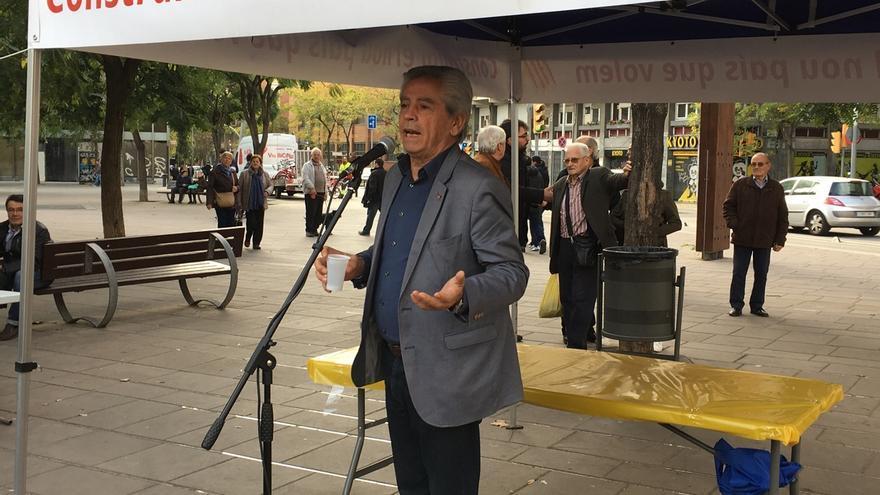 """Eduardo Reyes (Súmate y JxSí) llama a desobedecer """"leyes injustas, para hacer la revolución"""""""