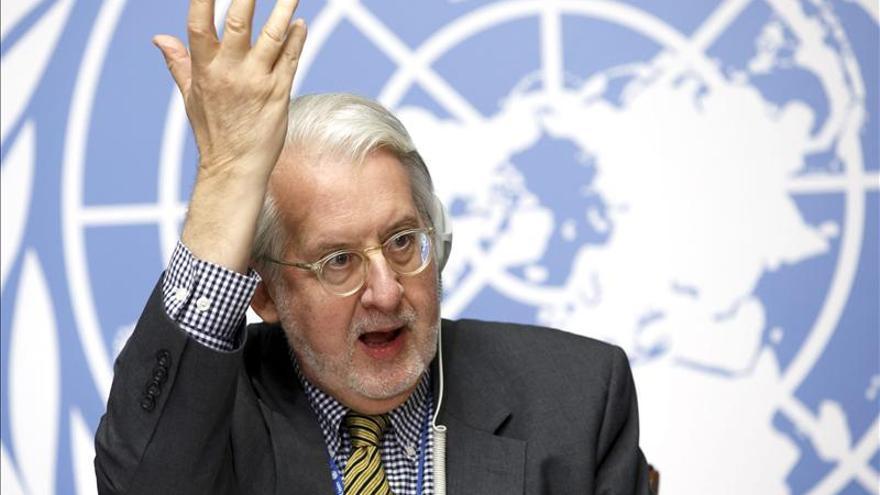 La ONU estima esencial una solución del conflicto sirio para detener avance de EI