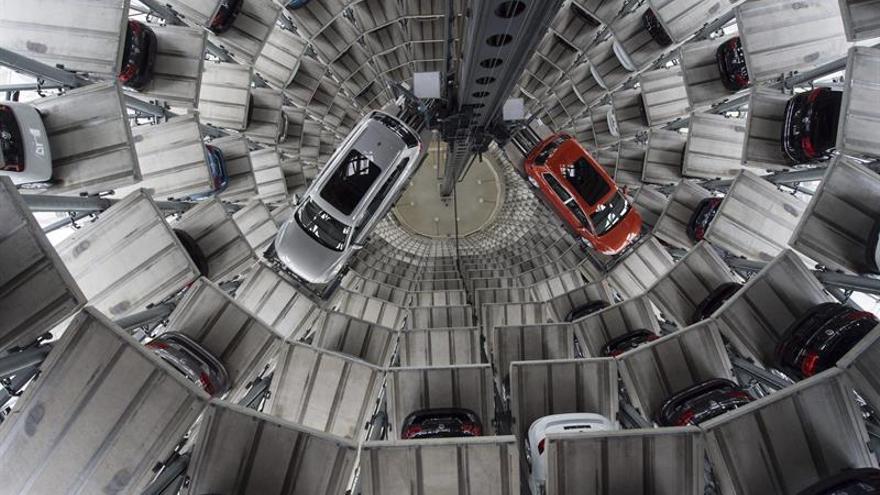 La producción de vehículos en Brasil cae un 18,4 % en agosto
