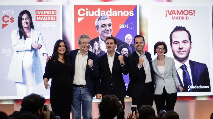 """Rivera ofrece a Cs como la """"resistencia"""" en municipios y comunidades frente al Gobierno de Sánchez e Iglesias"""
