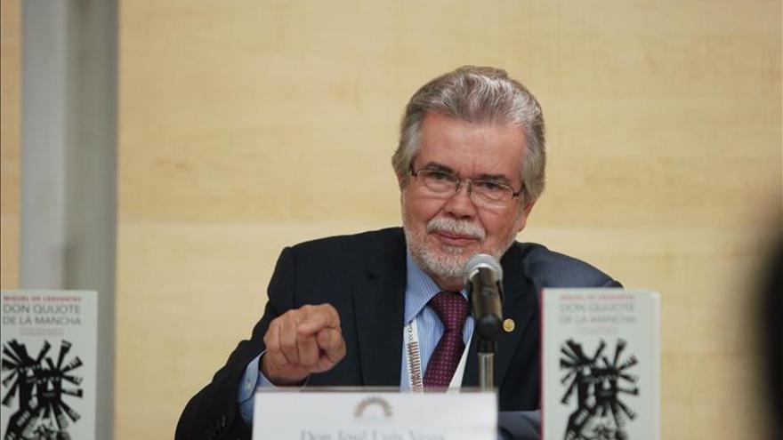 """Academias lanzan en México la edición 2015 de """"Don Quijote de la Mancha"""""""