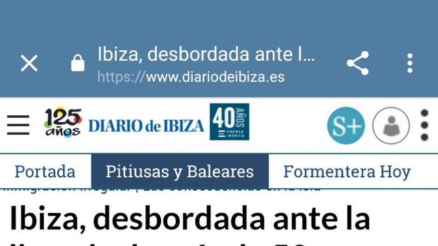ARGELINOS DESBORDAN IBIA