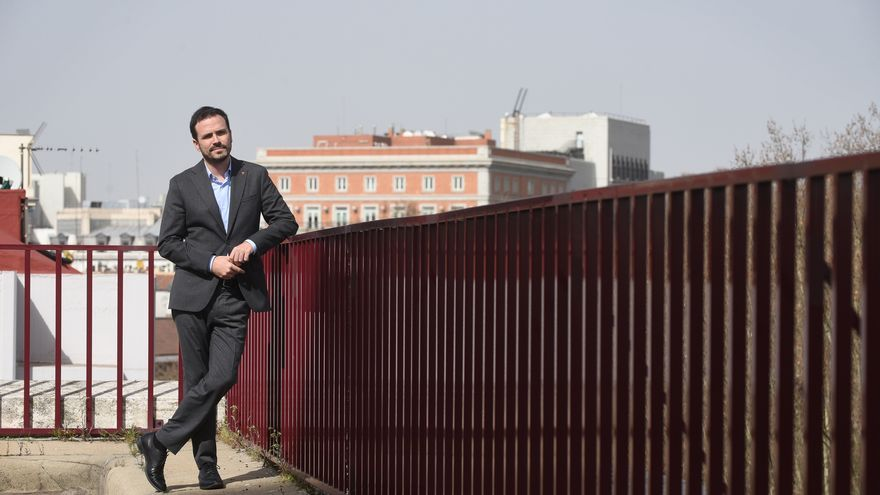 Alberto Garzón, ministro de Consumo | Foto: FERNANDO SÁNCHEZ