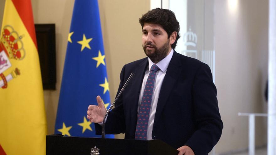 """El PP de López Miras renueva plantilla y Podemos lo acusa de """"inestabilidad"""""""