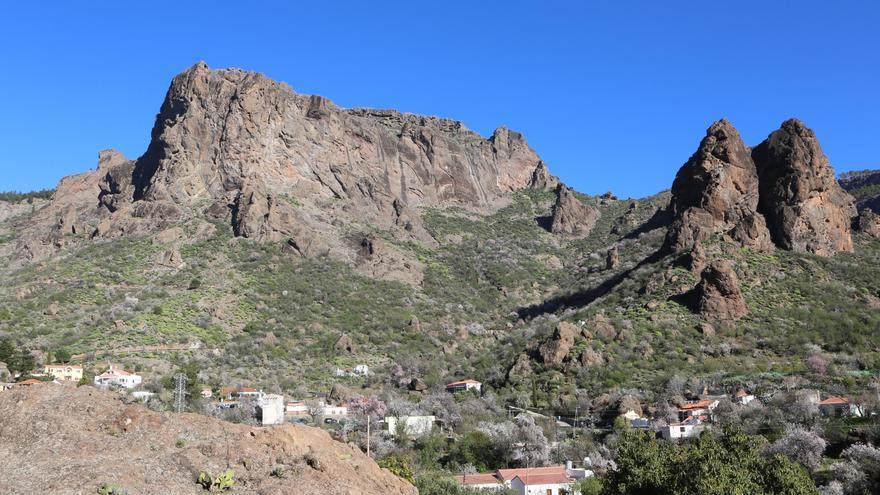 Ayacata, Gran Canaria.