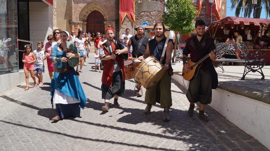 """Cortegana inaugura este jueves sus Jornadas Medievales con un espectáculo """"cargado de magia"""""""