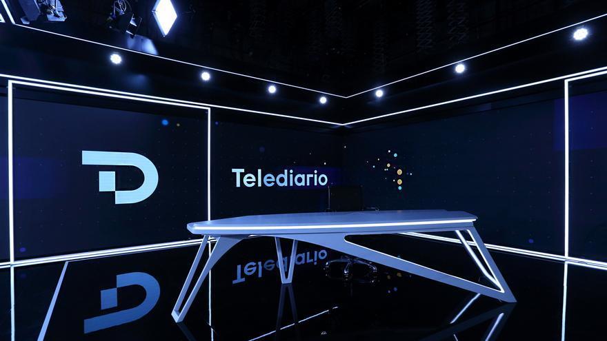 El nuevo Telediario de TVE