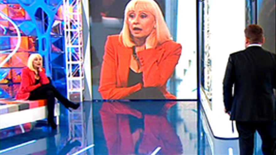 'Hay una cosa' con Raffaella Carrà gana al nuevo 'Gran Hotel', también al alza