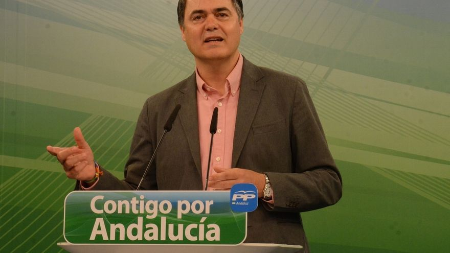 "PP-A percibe ""disposición al diálogo"" por parte de PSOE-A para la investidura de Susana Díaz"