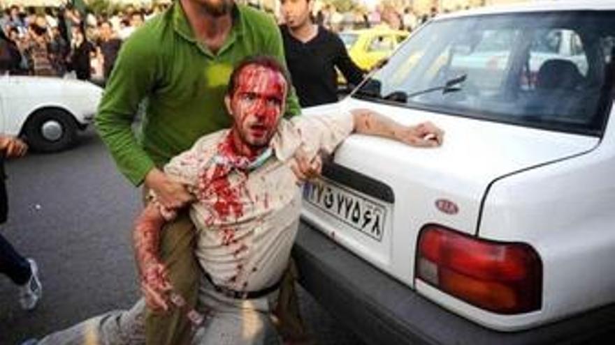 """Amnistía Internacional denuncia el """"aumento de la represión"""" en Irán"""