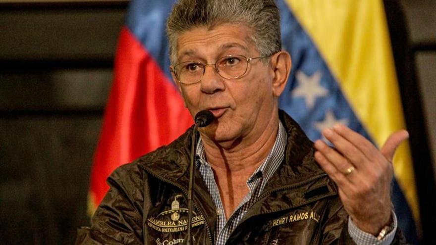 El presidente del Parlamento venezolano dice no teme ser denunciado por la canciller