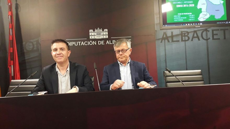 Santiago Cabañero y Ramón García / Albacete Capital