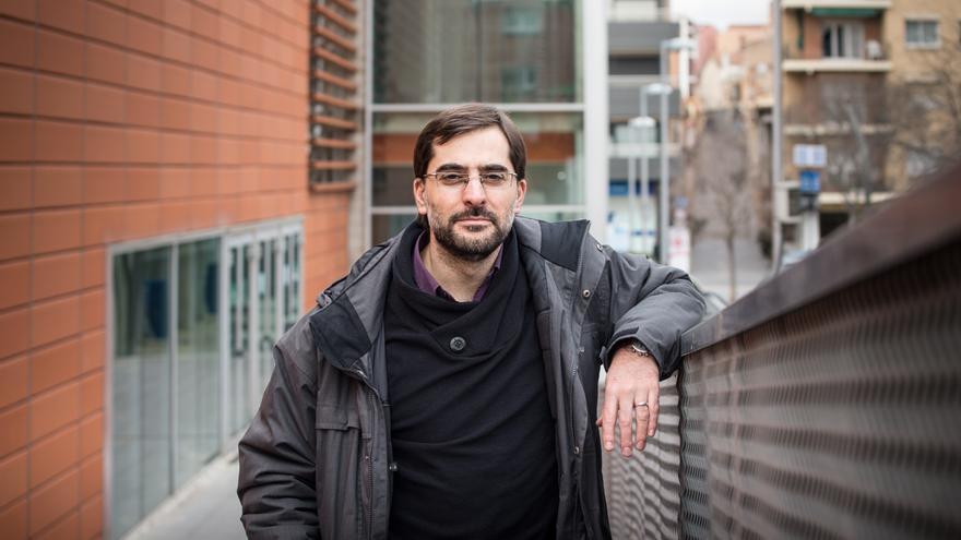 Jordi Collet, sociólogo de la Universitat de Vic