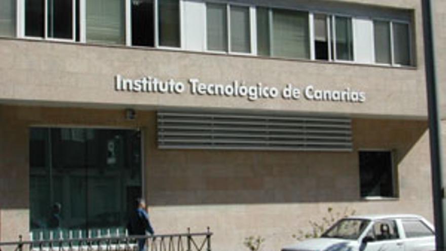 Sede del Instituto Tecnológico de Canarias en Las Palmas de Gran Canaria. (CANARIAS AHORA)