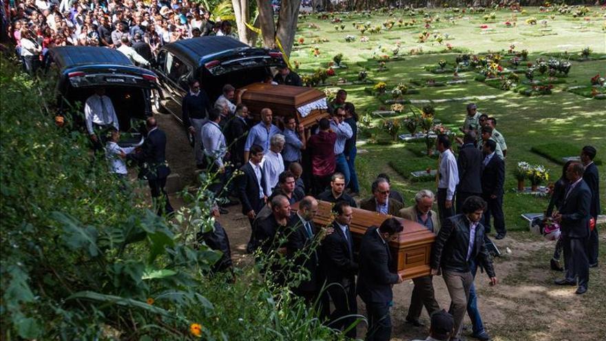 Imputan a siete implicados en la muerte de la actriz venezolana Spear