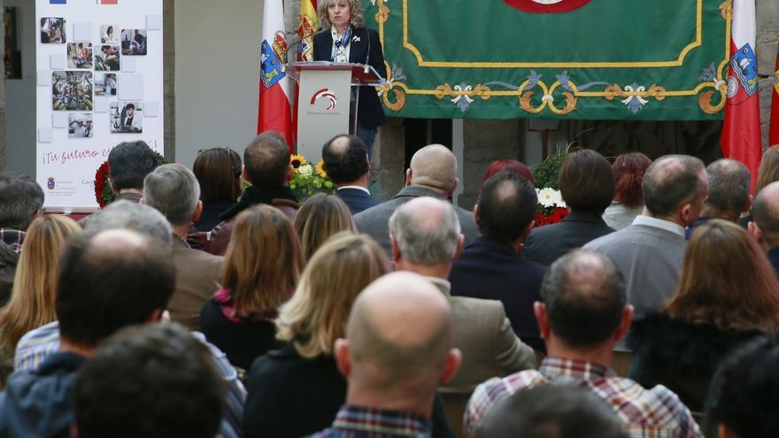 """Díaz Tezanos dice que la FP """"no puede ser una opción de segunda categoría ni en los estudios ni para la vida laboral"""""""