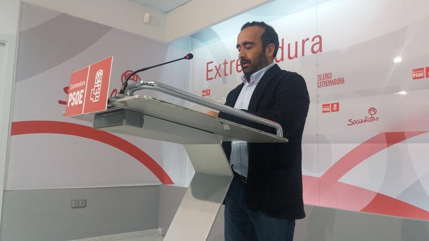Miguel Morales PSOE Extremadura