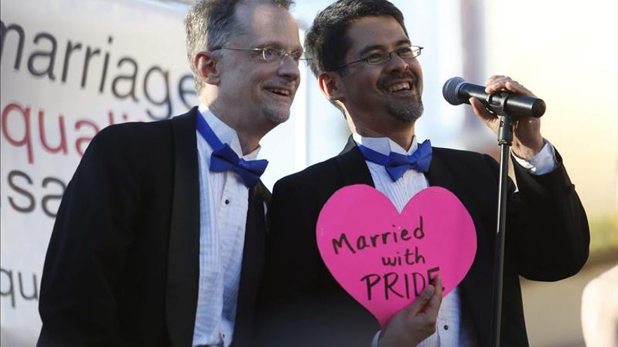 Hawai se convierte en el estado 15 que permite las bodas homosexuales en EE.UU.