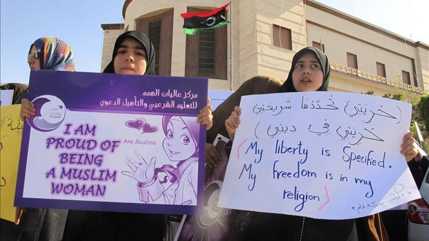 HRW insta a las autoridades libias a proteger los derechos de las mujeres