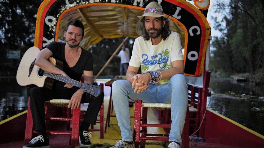 Joe Pérez-Orive presentará en Movistar 'Hey Joe'