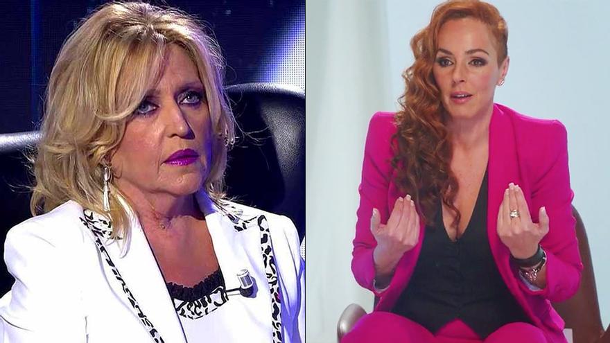 """Lydia Lozano responde a Rocío Carrasco tras ser nombrada en la docuserie: """"A lo mejor he sido muy mala periodista"""""""