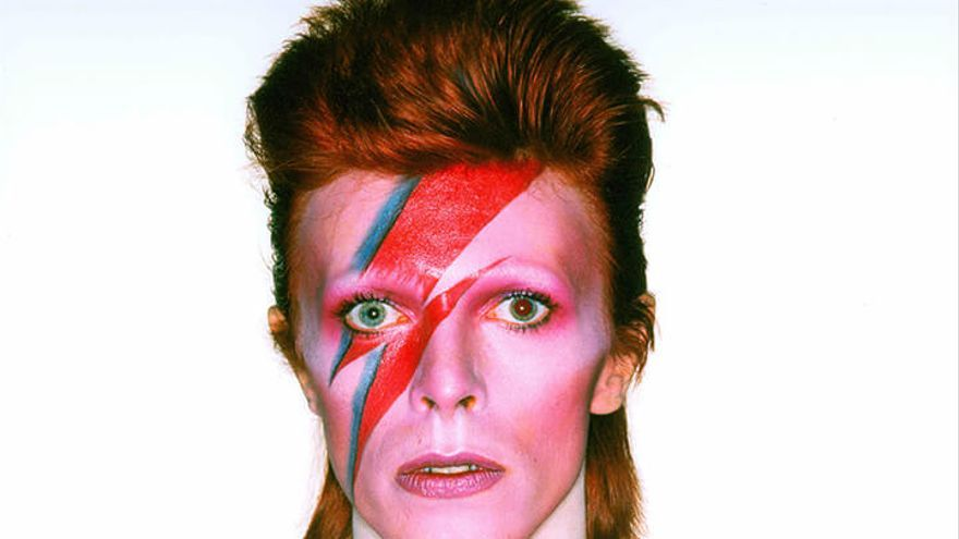 Aladdin Sane, 1973 | Photo Duffy © Duffy Archive & The David Bowie Archive
