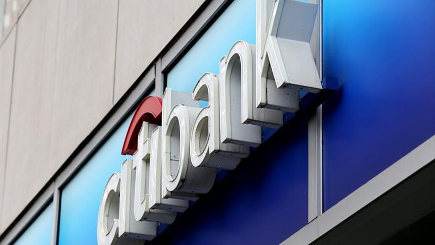 Citigroup gana 7.962 millones de dólares hasta junio, 6 % más