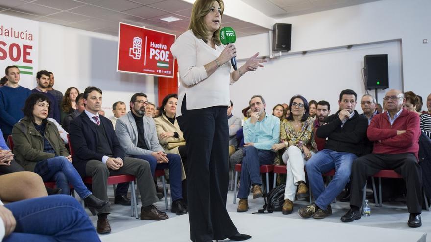 """Díaz presentará su candidatura a la Secretaría General del PSOE en Ifema, en un acto que se prevé """"multitudinario"""""""