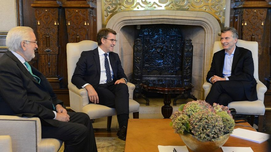 El presidente de Argentina espera que Rajoy siga gobernando España