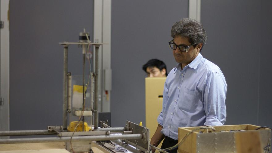 Mark Bolas comenzó a trabajar en la realidad virtual en los 80