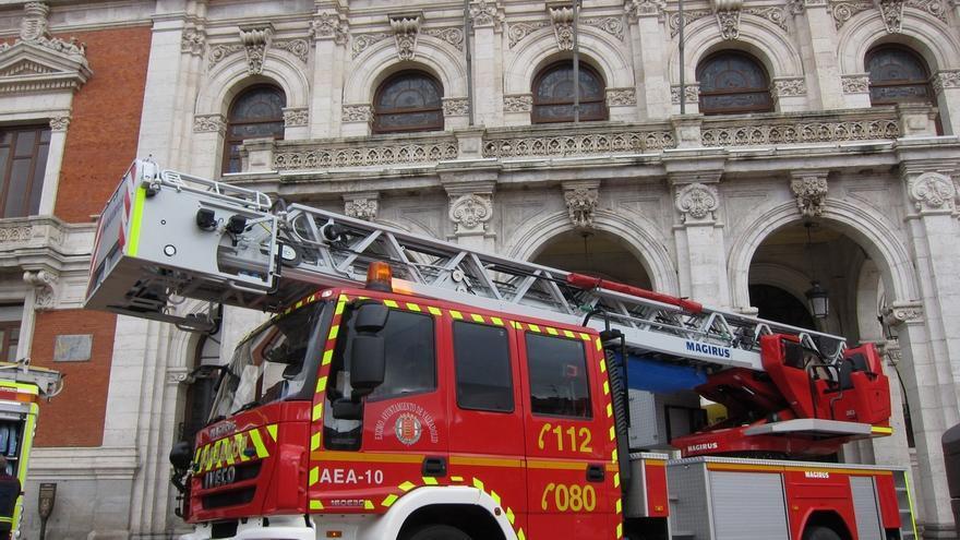 Cantabria adquirirá una nueva autoescala para los bomberos del 112