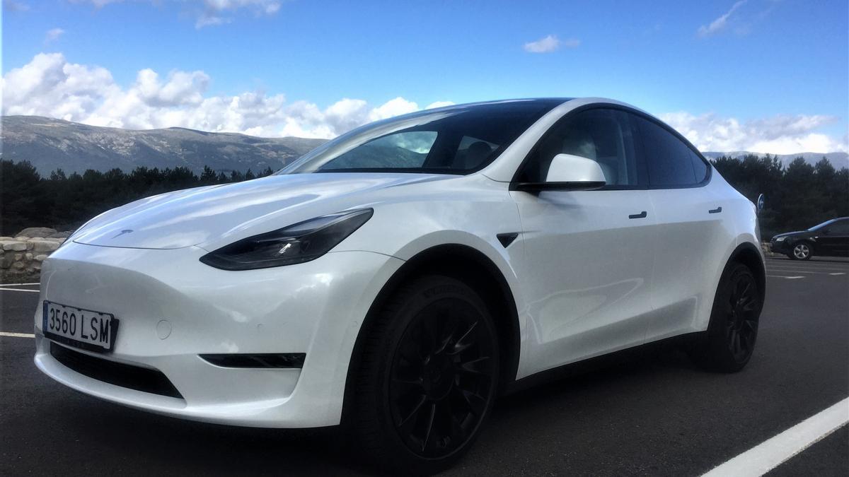 El Tesla Model Y puede superar los 450 kilómetros de autonomía.