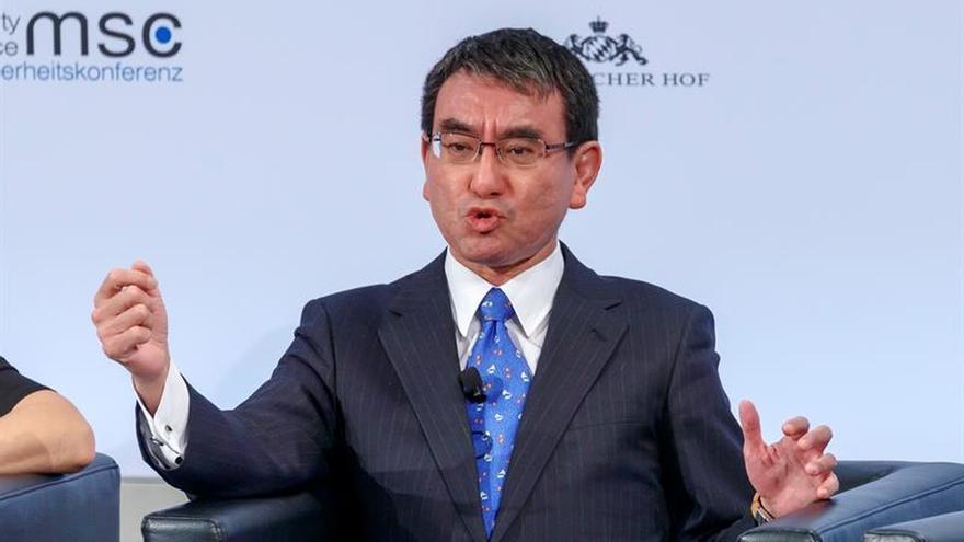 """El canciller de Japón tilda de """"muy lamentable"""" el cese de Tillerson"""
