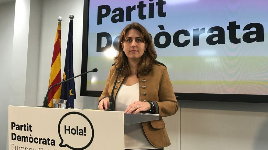 """El PDECAT exige a Millo cumplir los """"compromisos"""" con Cataluña si se quiere mostrar diálogo"""