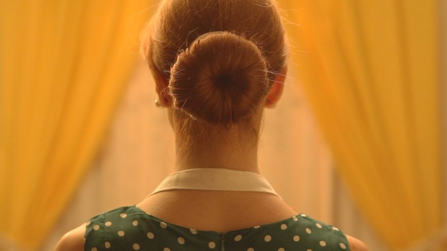 Imagen del cortometraje 'Pollo asado'.