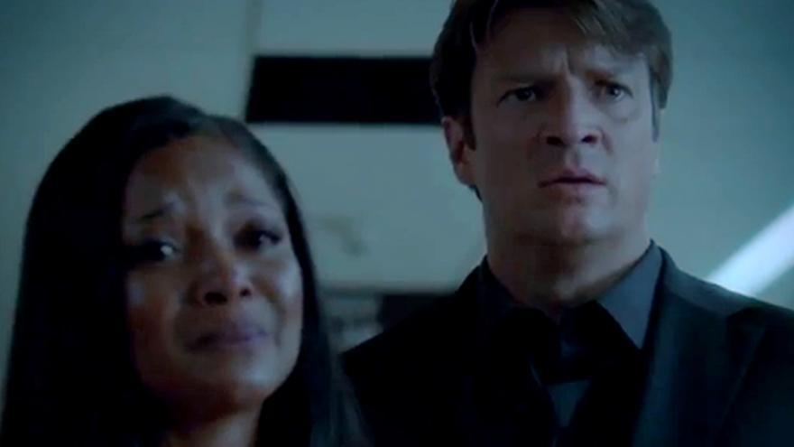 Vea un adelanto de lo nuevo de Castle: la detective Beckett en peligro de muerte