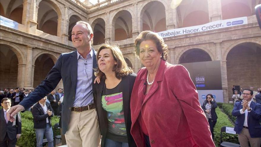 El PP perdería la mitad de sus escaños y la mayoría absoluta en Valencia,  según El País