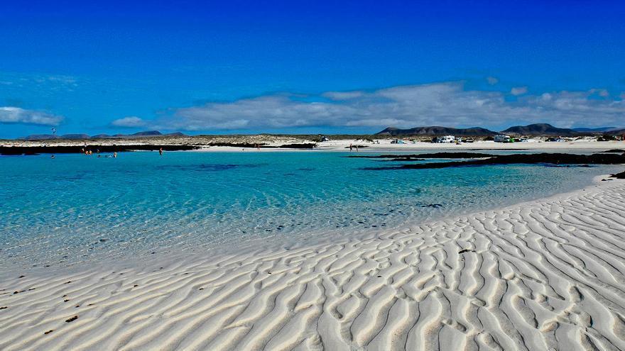 Playas de El Cotillo. TURISMO DE FUERTEVENTURA