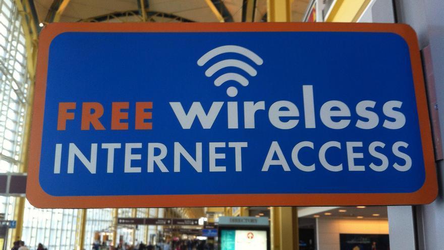 Hotspot Wi-Fi. Foto (CC): Wesley Fryer https://www.flickr.com/photos/wfryer/6851078802/in/photostream/