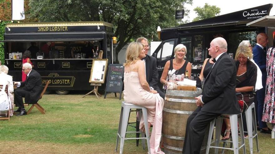 La quintaesencia británica se viste de gala en el Festival de Henley
