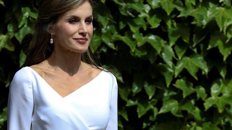 La reina Letizia inaugura hoy la reunión de directores del Instituto Cervantes