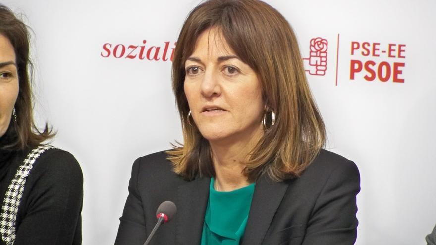 """Mendia(PSE) llama a la oposición a colaborar con Gobierno vasco porque no puede """"frenar la ola"""" para transformar Euskadi"""